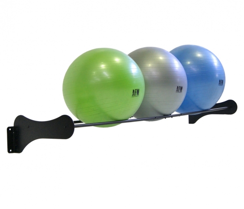 Rack Gym Ball pared