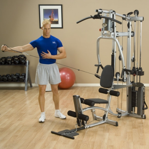 Home Gym Powerline P2X Placas 3