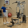 Home Gym Powerline P2X Press Bíceps