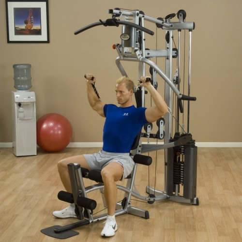 Home Gym Powerline P2X hombro 2