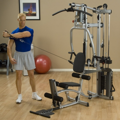 Home Gym Powerline P2X hombro