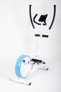 bicicleta eliptica halley fitness S lateral