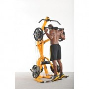 Multiestación Workbench Levergym Negra