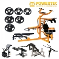 Powertec Workbench Multi System