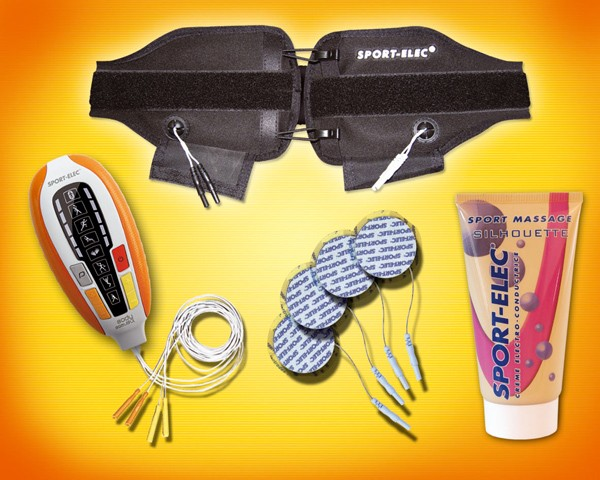 Electroestimulador Body Beautiful