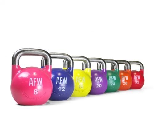 Kettlebells Competition Promax AFW