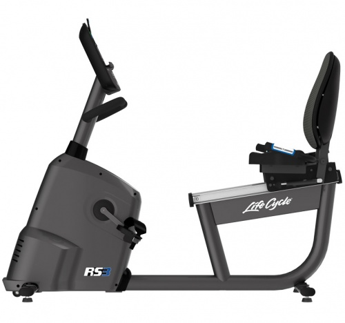 Bicicleta LifeFitness RS3Track Vista 1