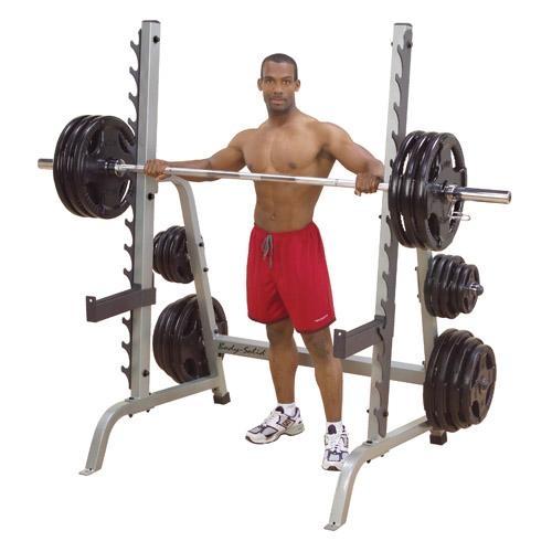 Body-Solid-2 X3-Multi-Press-