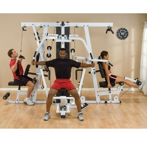 Home Gym System EXM4000S 1