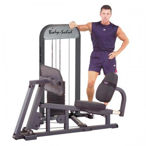 Leg & Calf Press Machine GLP-STK