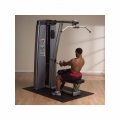 PRO DUAL LAT & MID ROW MACHINE DLAT-SF 1