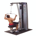 PRO DUAL LAT & MID ROW MACHINE DLAT-SF