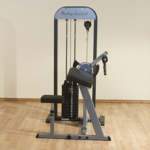 Pro Club Line Selectorized Biceps & Triceps Machine GCBT-STK
