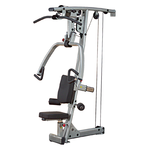 Pro Dual Vertical Press and Lat Component DPLS-S