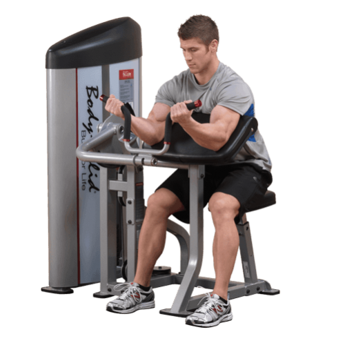 SERIES II ARM CURL MACHINE S2AC