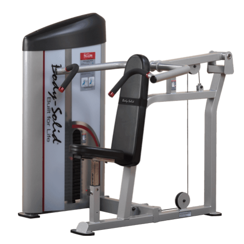 SERIES II SHOULDER PRESS S2SP