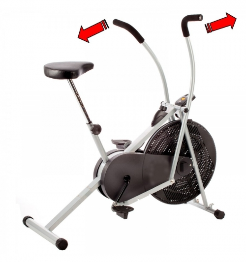 bicicleta air elliptic junior