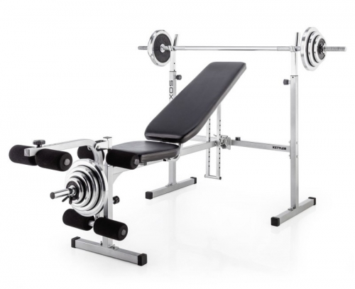 7629-900 Banco Weight Bench Kettler