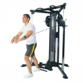 functrional trainer back powertec 6