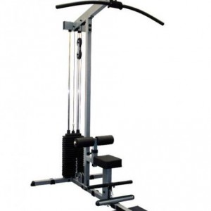 Body Solid Pro Lat Machine GLM84