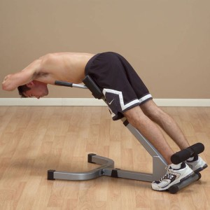 Powerline 45 Back Hyperextension PHYP200X