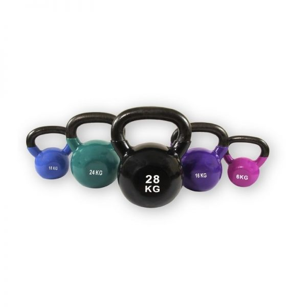 Kettleballs vinilo color