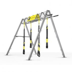 Soporte TRX Suspension Frame 10 ft 6 Usuarios