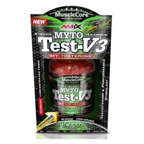 Muscle Core Myto Test V3 - 90 cap