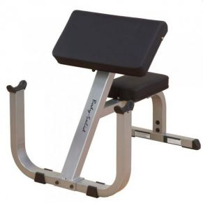 Body Solid Preacher Curl Bench GPCB329