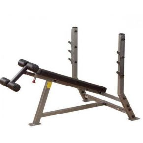 Body Solid Decline Olympic Bench SDB351G