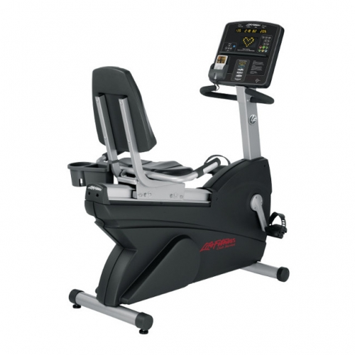 Bicicleta Reclinable Life Fitness Club Series