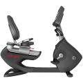 Bicicleta Reclinable Life fitness Platinum Club Series Discover SI Arctic Silver