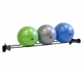 Rack de pared 4 Gymball