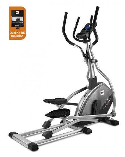 Bicicleta Eliptica BH TFC19 Dual + Dual Kit BE