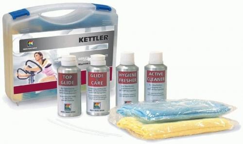 Set de mantenimiento Kettler 4 aceites gamuzas