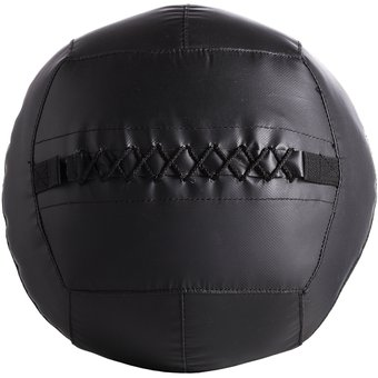 wall ball negro fitness deluxe
