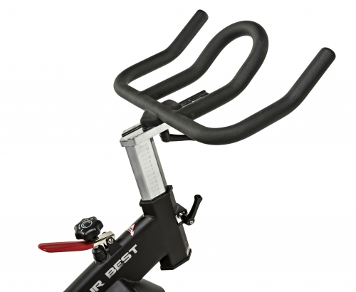 Bicicleta Ciclo Indoor neo xebex roja